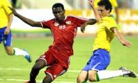 Seleção fecha ano com vitória e estraga festa do sultão em Omã