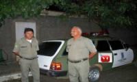 Policia guarda provas do Enem.