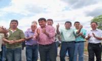 Governador inaugura a PI 237 em Aroazes. Veja fotos