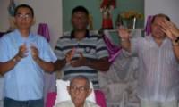 Padre comemora 69 anos de sacerdócio. Veja fotos e vídeo