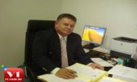 Dr. Mauro Rubens: Advogado tomará posse na OAB.