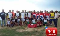 Mesa de Pedra ganha equipe de futebol.