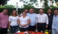 Portalv1 cobre com exclusividade o aniversário do senador João Vicente Claudino. Veja fotos.