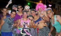Loucura, loucura: Confira as fotos do último dia de carnaval.