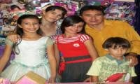 Veja as fotos do aniversário da pequena Emanuelle Guedes