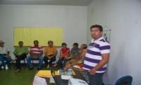Reunião marca apresentação do novo coordenador regional do Emater