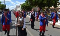 Veja a cobertura do Portalv1 no desfile de 07 de em Valença