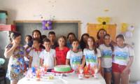 Mês da criança é comemorado pelo SCFV de Pimenteiras. Fotos