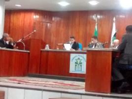 Vereadores de Valença realizam 1º sessão ordinária. Ouça na integra