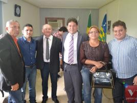 Leonardo Nogueira toma posse no cargo de vereador. Fotos