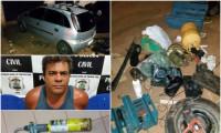 Policia aborta tentativa de roubo que poderia ser em Valença ou Ipiranga