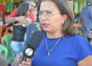 Lúcia Lacerda cancela comício devido ao aumento de casos de Covid-19 em Pimenteiras