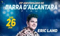Aniversário de Barra D`Alcântara terá seis atrações musicais