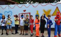 Colégio São Francisco realiza sua festa de carnaval. Fotos