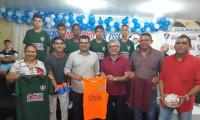 Escolinha do Fluminense é instalada em Pimenteiras. Veja fotos