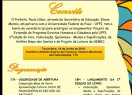 Prefeitura de Francinópolis e UFPI lançam projetos nesse terça-feira