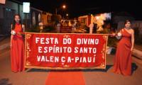 Festa do Divino foi celebrada em Valença. Veja fotos e vídeo