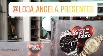 Ângela Presentes e Seculus Relógios lançam promoção em Valença