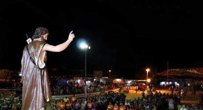 Pimenteiras festeja seu padroeiro, São João Batista. Fotos e vídeo