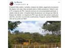 Iris Moreira denuncia uso irregular de máquinas do PAC em Valença