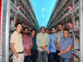 Presidente e Conselheiros do Crea-PI visitam a Granja Moreira