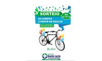 Drogaria Santa Luzia sorteará uma bike no dia das crianças. É fácil participar