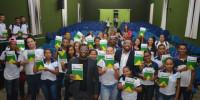 Vereador Rayonardo Mendes promove evento no colégio Santo Antônio