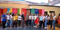 Colégio São Francisco realiza festa para as crianças. Fotos e vídeos