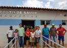 Prefeitura de Francinópolis entrega reforma de posto de saúde