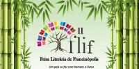 Feira Literária de Francinópolis acontecerá nesse sábado
