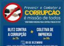 Combate à Corrupção: Rede de Controle do Piauí realizará blitz em Valença