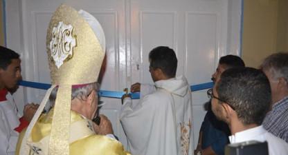 Após conclusão da reforma Igreja Matriz de Valença é inaugurada. Video e fotos