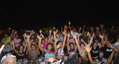 Carnaval de Francinópolis está sendo um sucesso. Fotos e video