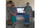 Sistema de monitoramento por câmeras é montado em Francinópolis