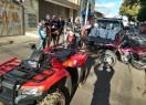 Equipe Radical Off Road e Força Tática de Valença realizam ação social
