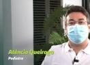 Em entrevista a TV Cidade Verde pediatra Dr. Atêncio Queiroga fala sobre covid-19