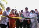Wellington Dias inaugura ampliação de UTI no hospital de Corrente