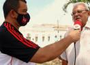 Candidato a vereador Cruz Castro destaca bandeiras eleitorais