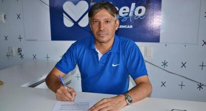 Marcelo Costa assina Termo de Compromisso com a Primeira Infância