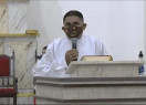 Paróquia apresenta Francisco Santos que irá realizar estágio pastoral na igreja