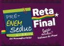 Revisão do Pré-Enem Seduc será neste sábado em Valença