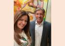 Prefeito eleito de Valença, Marcelo Costa se reúne com deputada, Iracema Portela
