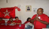 Vice prefeito de Novo Oriente se reuni com coordenador do Luz Para Todos.
