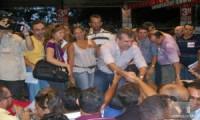 Chapa de JVC terá Mão Santa, Ciro Nogueira e Flávio Nogueira como vice.
