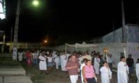 Missa e Procissão marcam feriado de Corpus Christi em Valença.