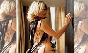 Papai Noel chegou cedo! Veja a primeira foto de Flávia Alessandra na 'Playboy' Atriz será a capa de dezembro
