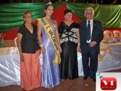 Etevalda Oliveira, Fabiana Maria, Salete Lima Verde e o presidente da ALCV Juraci Nunes Santos