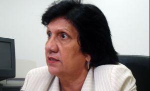 Presidenta do TRE Desembargadora Eulalia