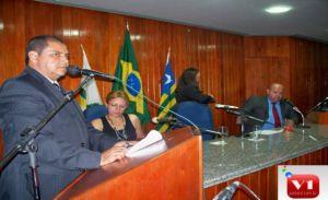 Presidente Gilmar Barbosa