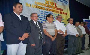 A abertura aconteceu no auditório da prefeitura de Elesbão Veloso